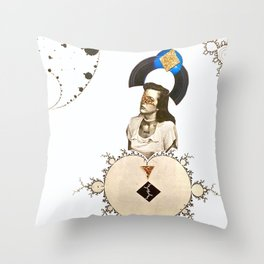 Seek and You Shall Find Throw Pillow