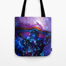 The Invisible Borders-lines Tote Bag