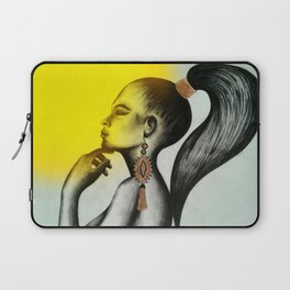 Amazonian Girl Laptop Sleeve