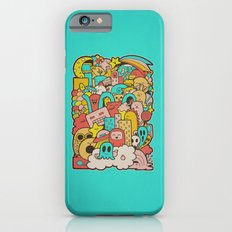Doodleicious iPhone 6s Slim Case