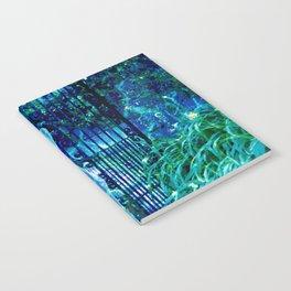 Blue Spirit Notebook