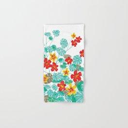 Nasturtiums Hand & Bath Towel