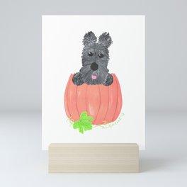 SO WHERE'S THE PIE - Scottish Terriers Mini Art Print