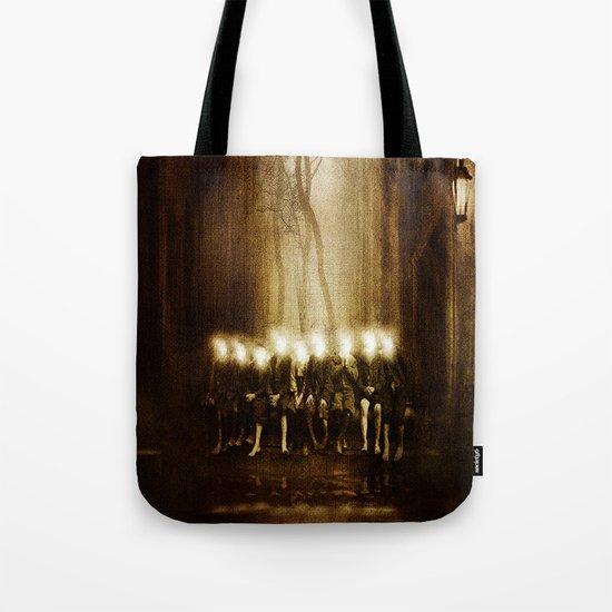 Children of the light Tote Bag