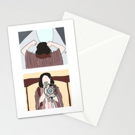 maybe this time - duo [alt design} Stationery Cards