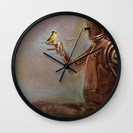 LittleTimeToRest Wall Clock