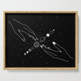 Planets Align 2.0 Serving Tray