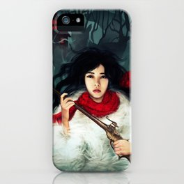 Hunting Monsters iPhone Case