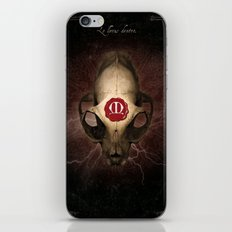Poster Maldoror iPhone & iPod Skin
