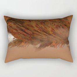 Armored zeppelin Rectangular Pillow