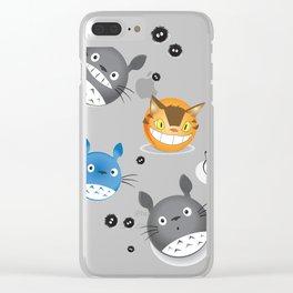 Totomoji Clear iPhone Case