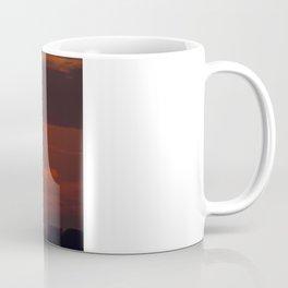 Fire In The Sky Coffee Mug