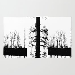 Trees in Transition Rug
