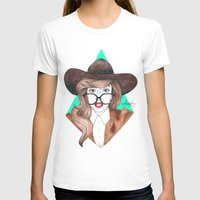 nerd T-shirts featuring Nerd by Andres Estrada