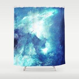 Stardust Path Shower Curtain