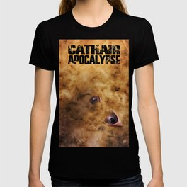 Cathair Apocalypse Book 1 Cover T-shirt