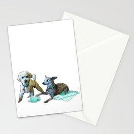 Oscar and Bunny Stationery Cards