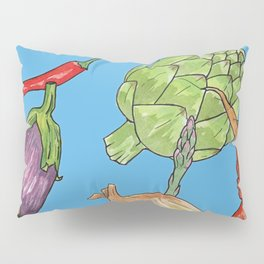 Veggie Fix Pillow Sham