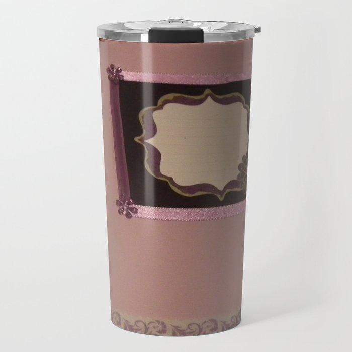 Purple palace Travel Mug