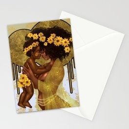 My Light, My [Sun]flower Stationery Cards
