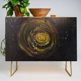 My Galaxy (Mural, No. 10) Credenza