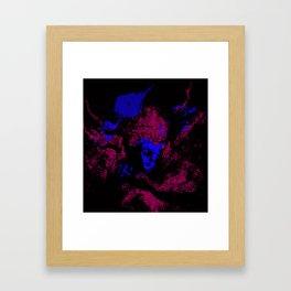 Quest of Enlightenment Framed Art Print
