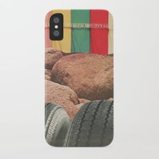 Texture Series: Number Two Slim Case iPhone X