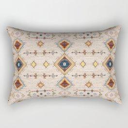 N250 - Oriental Heritage Berber Traditional Moroccan Style Rectangular Pillow