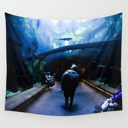 California Academy of Sciences Wall Tapestry