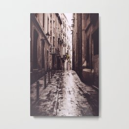Gothic Quarter, Barcelona, Spain Metal Print