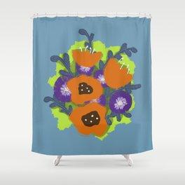 Bouquet #2 Shower Curtain