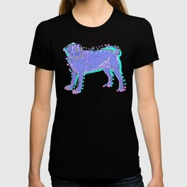 The happy LABRADOR RETRIEVER Love of My Life - your Lab dog keeps you smiling! T-shirt