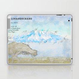 Kilimandscharo Laptop & iPad Skin