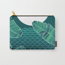 Night Shadows Beach Carry-All Pouch