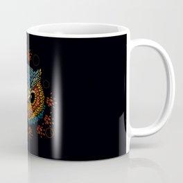 Owl Face Coffee Mug