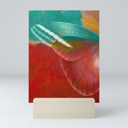 Moths 3 Mini Art Print