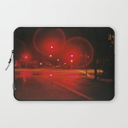 Red Lights Laptop Sleeve