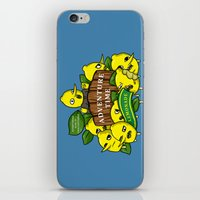 lemongrab iPhone & iPod Skins featuring Lemongrab's Acceptable Lemonade  by BlacksSideshow