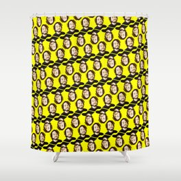 I'm Your N°1 Fan ! Shower Curtain