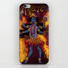 Kali iPhone & iPod Skin