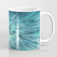 emerald Mugs featuring Emerald by Armine Nersisian