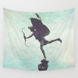 Cupid Wall Tapestry