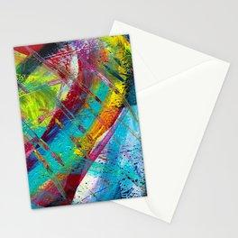 Crazy Rain Stationery Cards