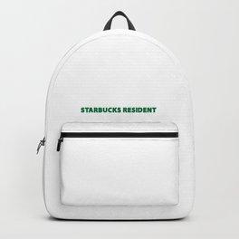 starbucks resident Backpack