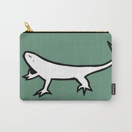 """""""Lagartijo"""" Carry-All Pouch"""