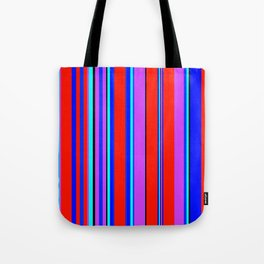 Stripes-006 Tote Bag