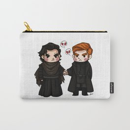 Kylo and Hux Carry-All Pouch