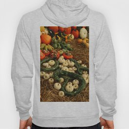 Autumn Time Harvest Time Hoody