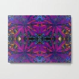 Hopi dream geometry III Metal Print