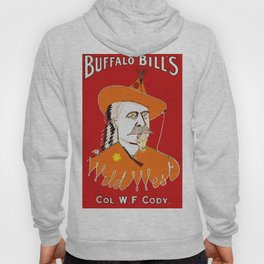 Buffalo Bill Cody's Wild West Show Hoody